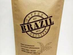 Кофе растворимый сублимированный «Brazil»
