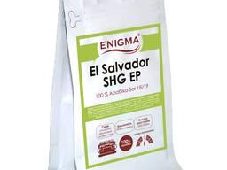Кофе в зернах арабика Enigma El Salvador SGH 1 кг
