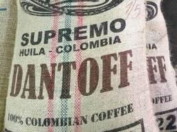 Кофе в зернах Dantoff