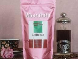 Кофе в зернах и молотый для турки и еспрессо-машин Mountain