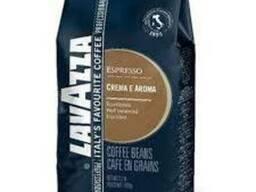 Кофе в зернах lavazza Espresso Crema e Aroma (Лаваца)