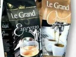 Кофе в зернах Le grand в ассортименте – 0,5 кг.