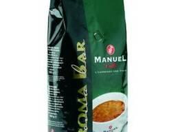 Кофе в зернах Manuel Aroma Bar 1000 г.