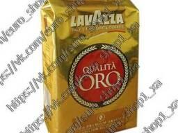 Кофе в зернах премиум класса Lavazza Qualita Oro 1 кг