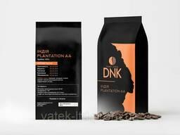 Кофе в зёрнах Арабика100% Индия Plantation АА украинская. ..