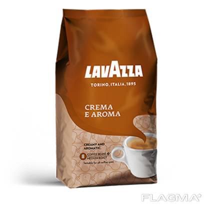 Кофе в зёрнах Lavazza все виды