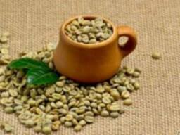 Кофе зеленый (необжаренный) Robusta India Cherry AA