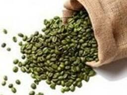 Кофе зеленый (необжаренный) в зернах - фото 1