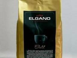 Кофе в зернах Elgano Gold