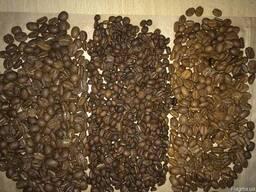 Кофе зерновой, свежей обжарки. Оптом и в розницу