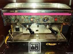 Кофемашина с газовой установкой Astoria