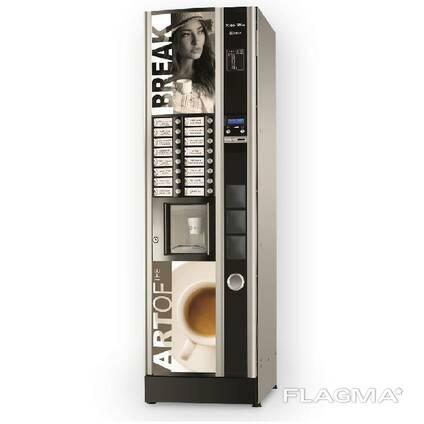 Кофейный автомат Necta Kikko Max espresso, полное ТО