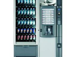 Кофейный и снековый автомат Necta Kikko ES6 + Snakky SL, бу