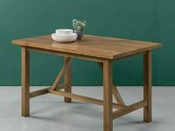 """Кофейный столик """"Фома"""" из натурального дерева"""