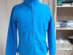 Флисовая кофта синий, голубой