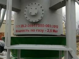 Газификаторы , газификация технического углерода.