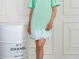 Коктельное женское платье (44-48) , доставка по Украине