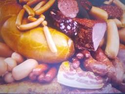 Колбаса и колбасные изделия от производителя.