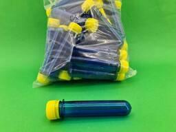 Колбочка для мелочей синяя 14,5 см (50 шт)