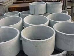 Кольца бетонные для колодцев Николаев ЖБ кольца для колодцев