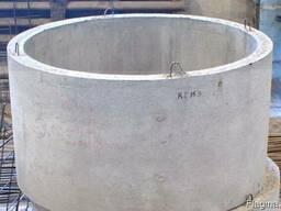 Кольца для колодца КС КС 7-9, 700х890х70, купить кольца, жби