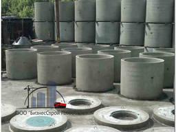 Кольца для колодцев и канализаций
