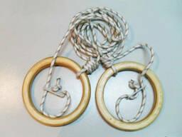 Кольца гимнастические для взрослых Rings hymnastycheskye