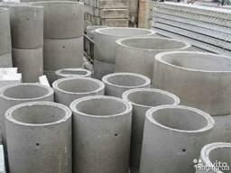 Кольца колодцев бетонные от КС 7-3 до КС 30-10