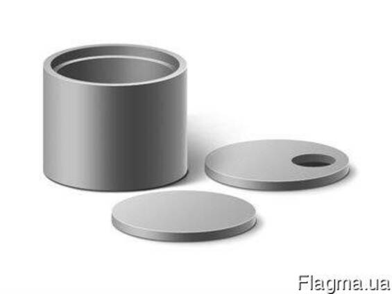 Кольца колодезные диаметр 0,8 м , 1 м , 1,5 м