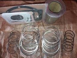 Кольца, прокладки, фильтра на компрессора ПКС (ПКСД)5,25;3,5