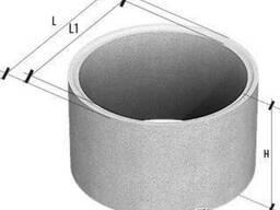 Кольца стеновые пазогребневые, КСЕ 10-9, купить, цена,