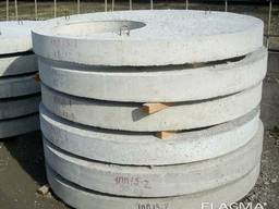 Кольца ЖБИ, бетонные кольца, крышки, днища в Кривом Роге
