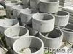 Железобетонные кольца колодезные