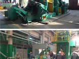 Кольцераскатный стан D51-800E для производства трубных хомутов(бандаж) - фото 1