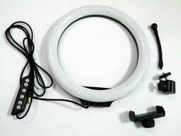 Кольцевая лампа светодиодная USB MJ26, 26 см