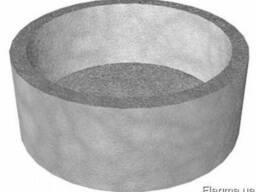 Кольцо колодца с дном КД 15.9