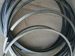 Кольцо маслосъемное 20-04-08-1 H=6 мм.