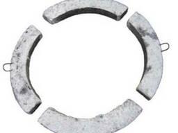 Кольцо опорное КО-6 (1/4) Высота:70 мм