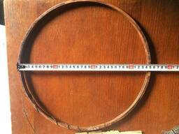 Кольцо под крышку цилиндра дизеля Д50 355х336х1, 2