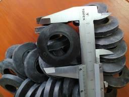Кольцо резиновое пальца муфты компрессора ПКС; ПКСД