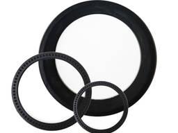 Кольцо уплотнительное резиновое а/ц размеры на складе