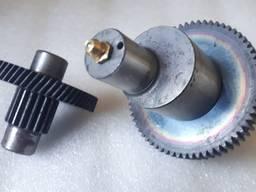 Коленчатый вал с шестернями аппарата DP-6325/ X25