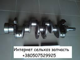 Коленчатый вал ЮМЗ, МТЗ, Т-40, Т-25 на двигатели Д-240 и др.