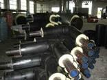 Отвод стальной теплоизолированный 219/315 - фото 1