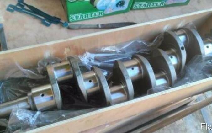 Коленвал д-65 юмз двигатель(запчасти трактор юмз)