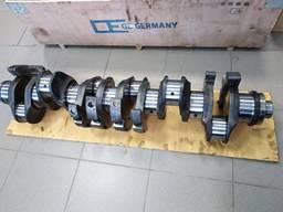Коленвал двигателя MAN D2866