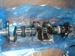 Коленвал MAN TGA, TGS, TGX двигатель D2066 Новый 51021010673