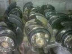 Коленчатый вал 236-1005009-Д2 на ЯМЗ 236