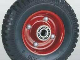 Колеса без кронштейна с шариковым подшипником 18-200х50-B
