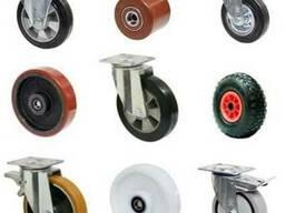 колеса и ролики